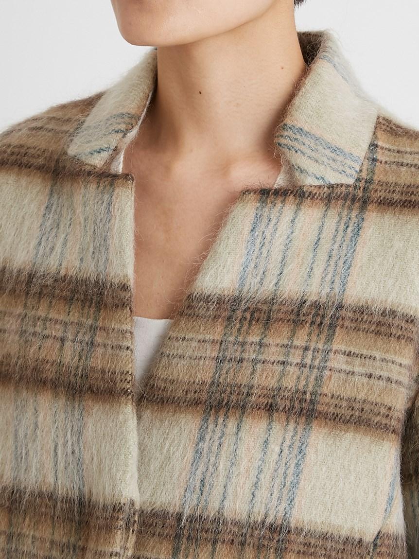 シャギーウールジャケット | 16WFJ214027