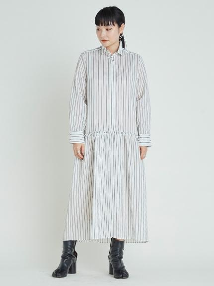 ローギャザーシャツワンピース | 16WFO211066