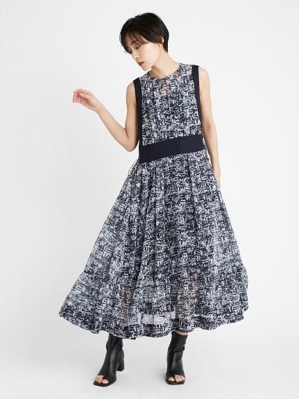 シフォンティアードドレス | 16WFO212027