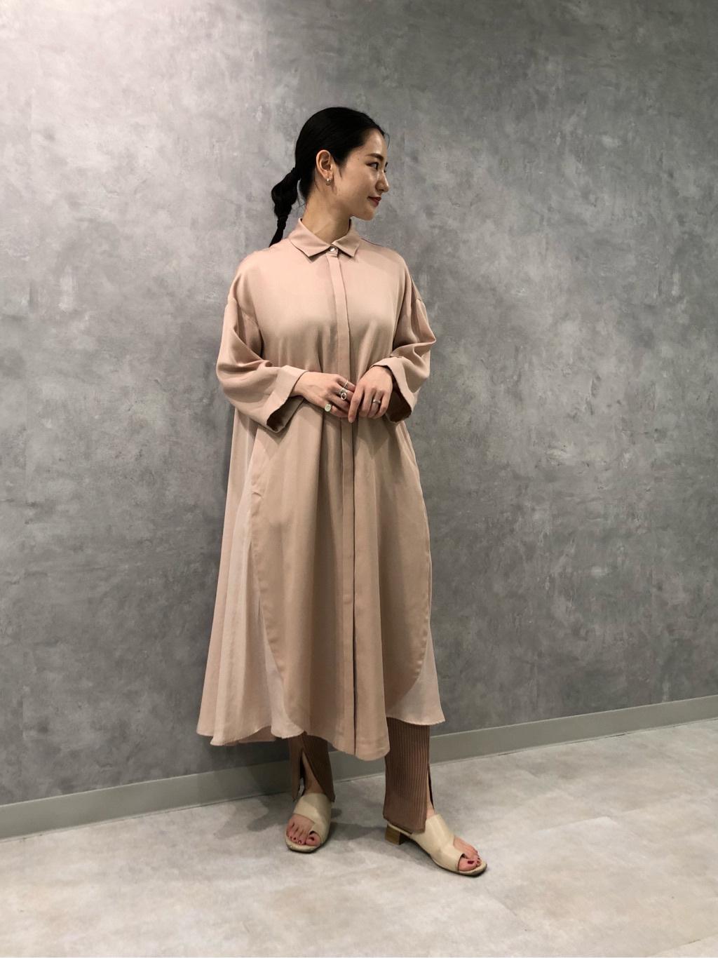 ロングシャツドレス   16WFO212035