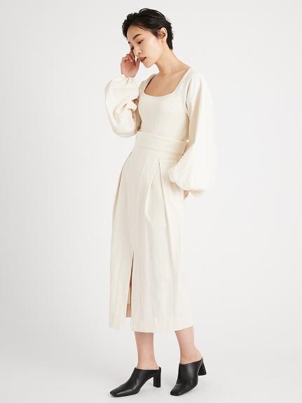タックコクーンスカート | 16WFS211059