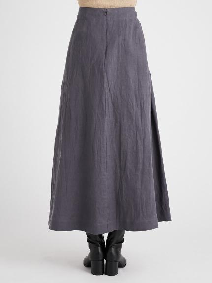 リネンロングスカート   16WFS211065