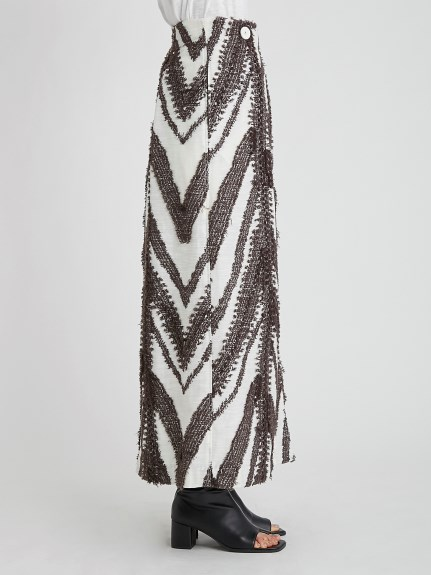 オリジナルジャガードラップスカート | 16WFS212010