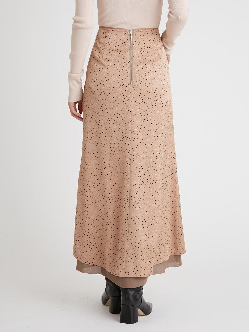 ドットサテンスカート | 16WFS214026
