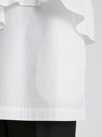 アシンメトリーラッフルトップス | 16WFT212026