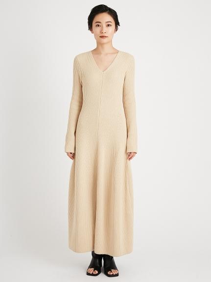 コクーンニットドレス | 16WNO211050