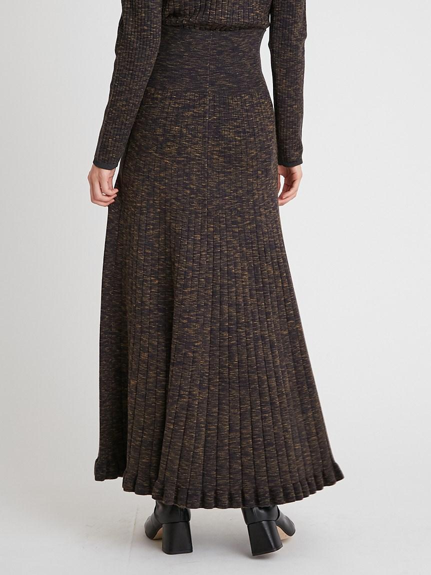 リブニットスカート   16WNS214004