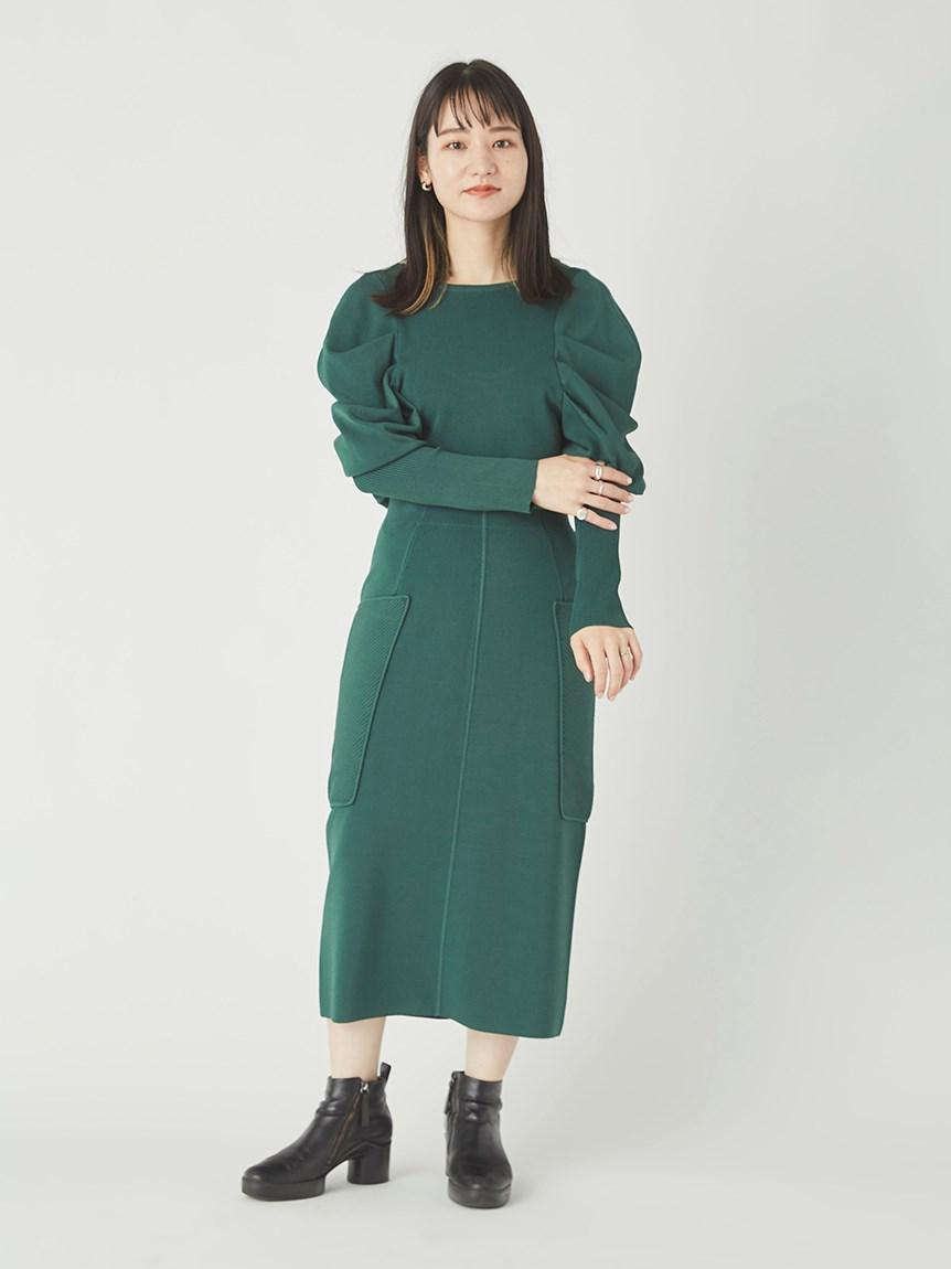 タイトニットスカート | 16WNS215010
