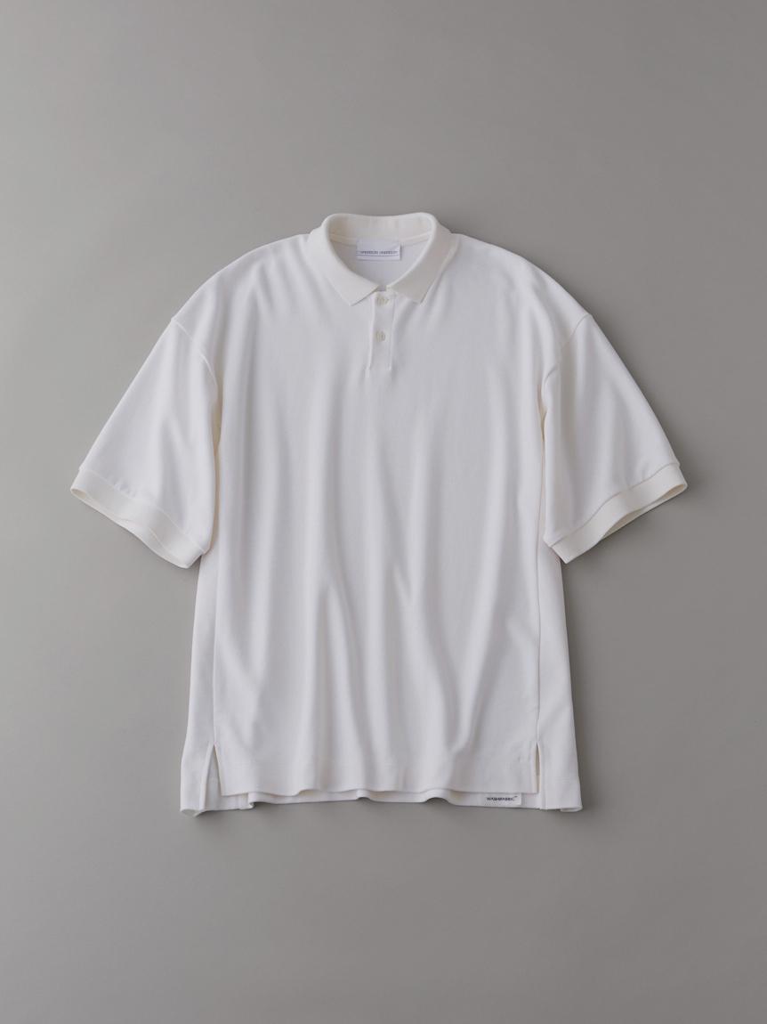 ポロシャツ【メンズ】(WHT-1)