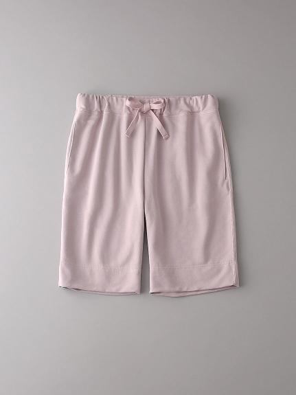 ボタニカル インレイ スウェットショートパンツ【メンズ】(SPNK-0)