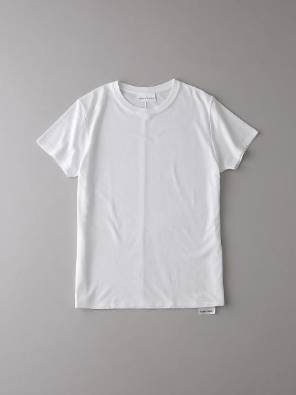 ベーシッククルーネックTシャツ【メンズ】(WHT-0)