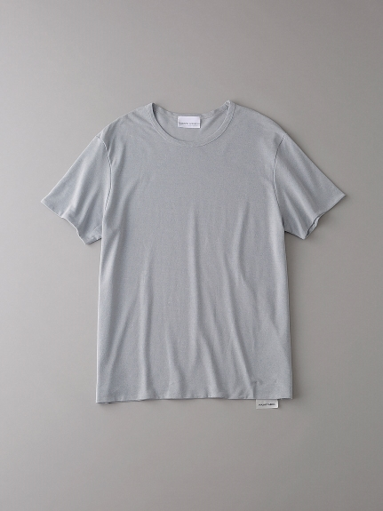 ダブル クルーネックTシャツ【メンズ】