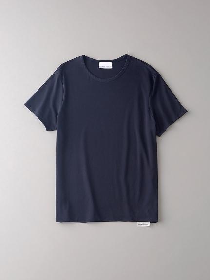 ダブル クルーネックTシャツ【メンズ】(DNVY-0)