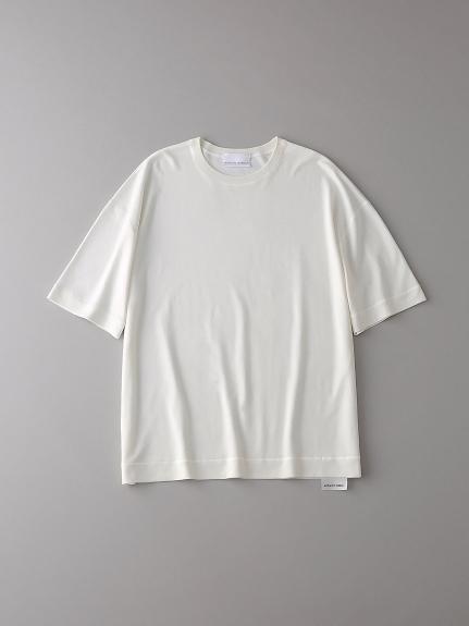 ソフトシーム ドロップショルダーTシャツ【メンズ】(WHT-0)