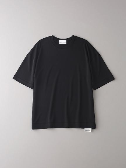 ソフトシーム ドロップショルダーTシャツ【メンズ】(BLK-0)