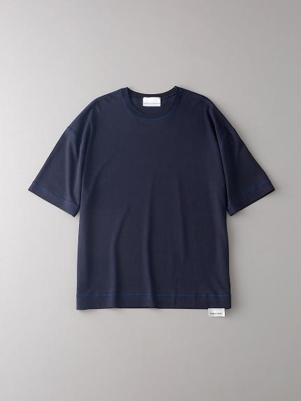 ソフトシーム ドロップショルダーTシャツ【メンズ】(DNVY-0)