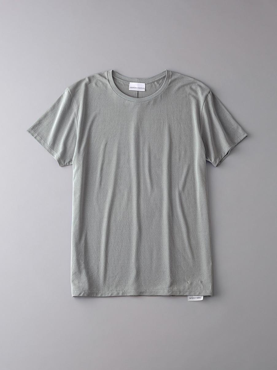 ボタニカル ベーシッククルーネックTシャツ【メンズ】