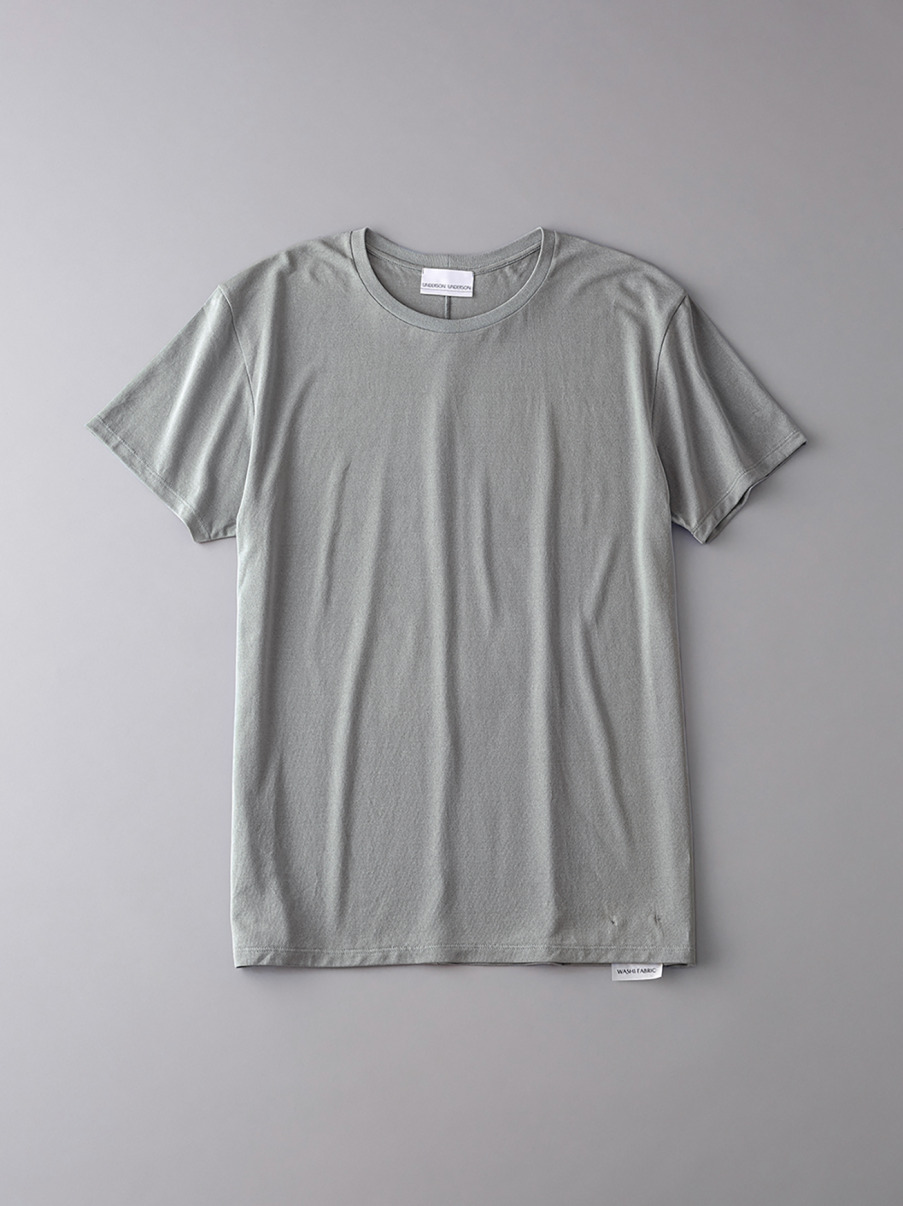 ボタニカル ベーシッククルーネックTシャツ【メンズ】(KKI-0)