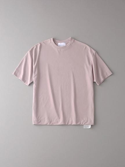 ボタニカル ドロップショルダークルーネックTシャツ【メンズ】(SPNK-0)