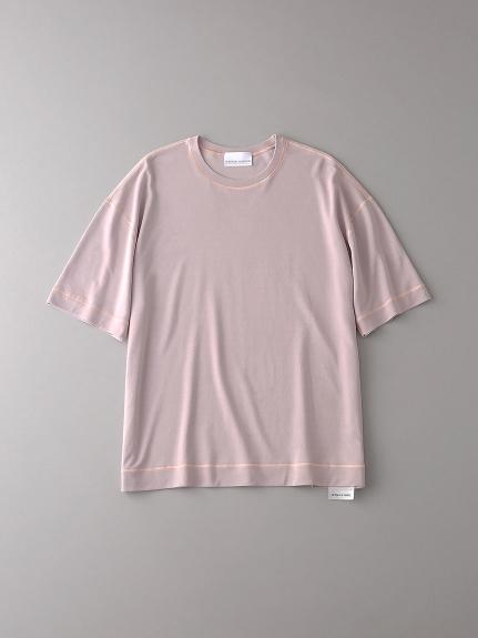 ボタニカル ソフトシーム ドロップショルダーTシャツ【メンズ】