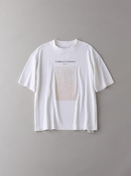リラックスグラフィックTシャツVol.1【メンズ】(WHT-1)