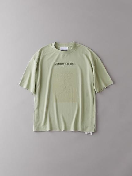 リラックスグラフィックTシャツVol.1【メンズ】(LIME-1)