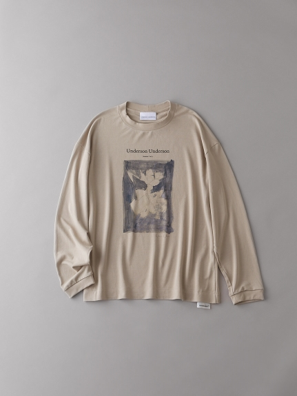 リラックスグラフィックロングスリーブTシャツVol.3【メンズ】