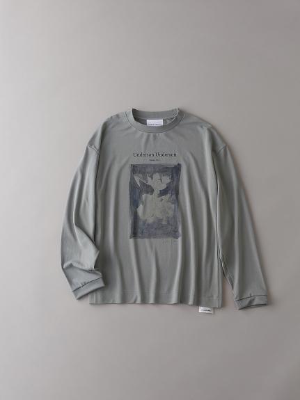 リラックスグラフィックロングスリーブTシャツVol.3【メンズ】(KKI-1)