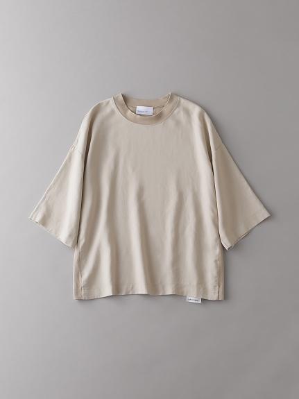 布帛×カットソーTシャツ【メンズ】(LBEG-1)