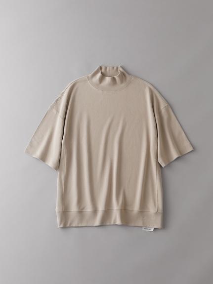 モックネックTシャツ【メンズ】(LBEG-1)