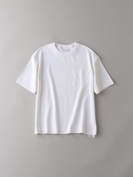 リラックスポケットTシャツ【メンズ】(WHT-1)