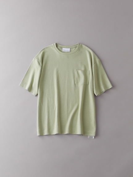 リラックスポケットTシャツ【メンズ】(LIME-1)