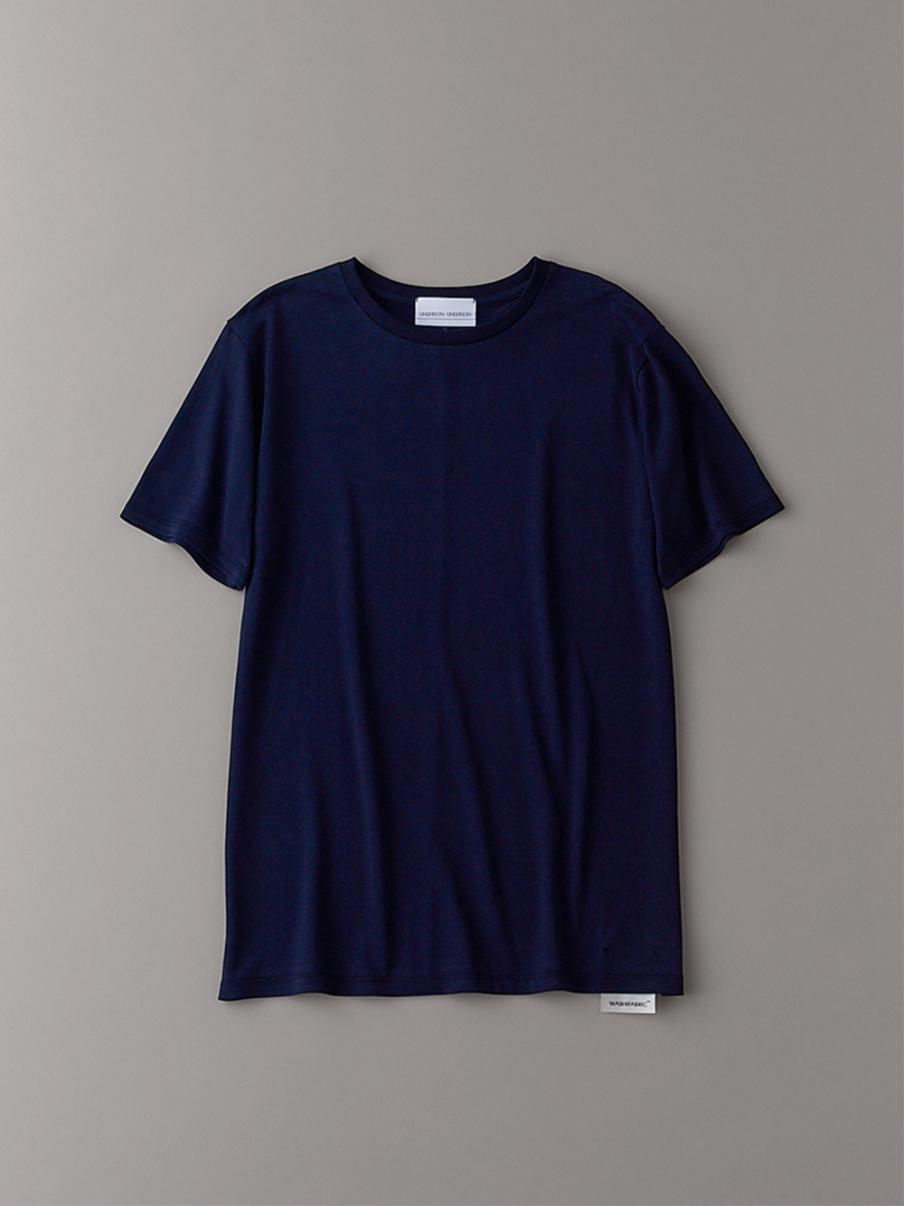 ベーシッククルーTシャツ【メンズ】(DNVY-1)