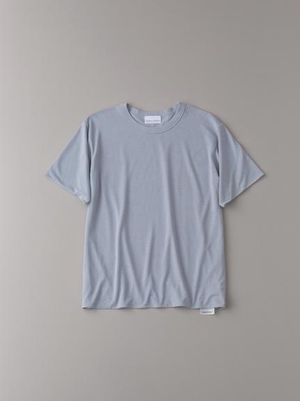 フロントダブルTシャツ【メンズ】(LGRY-1)