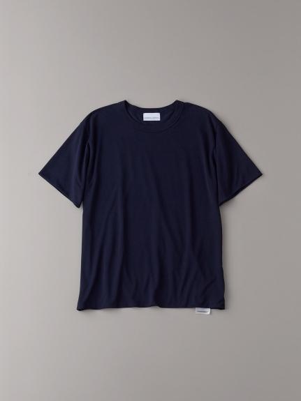 フロントダブルTシャツ【メンズ】(DNVY-1)