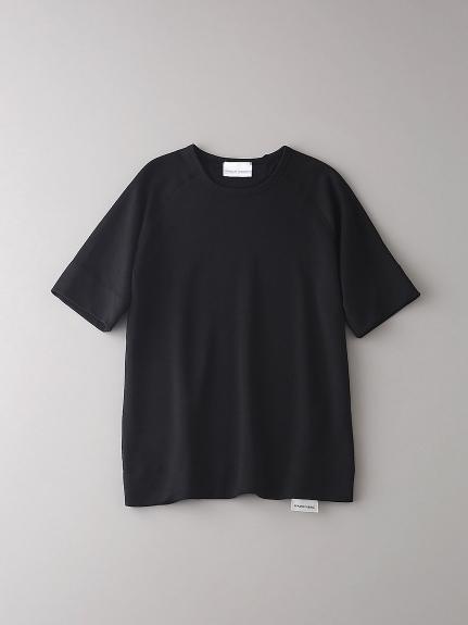 インレイクルースウェットTシャツ【メンズ】(BLK-1)