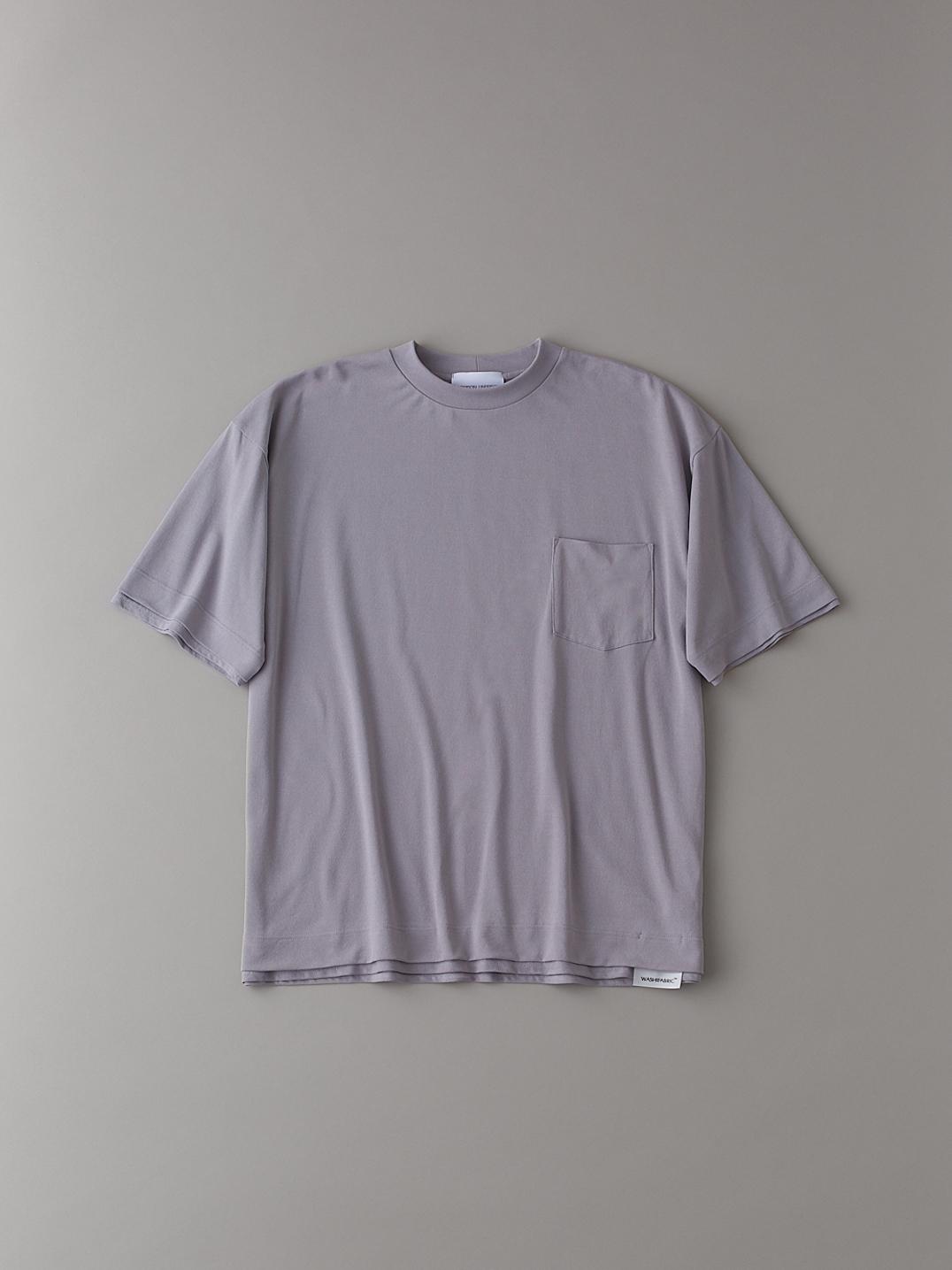 オールダブルTシャツ【メンズ】(LILAC-1)