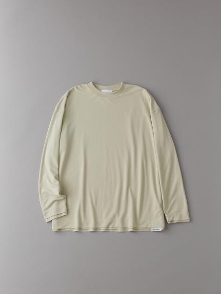 オールダブルロングスリーブTシャツ【メンズ】(IVR-1)