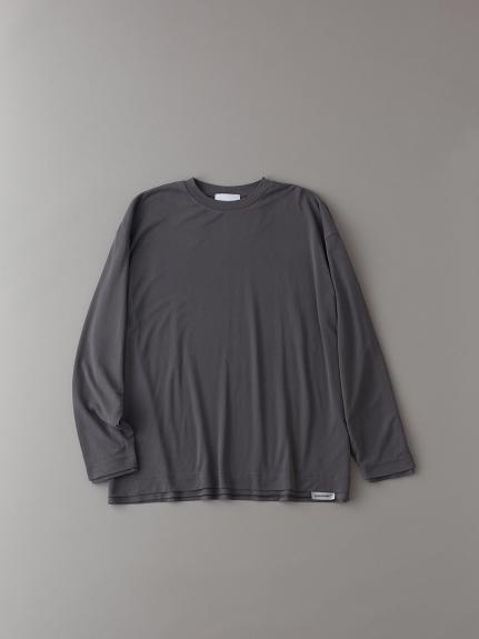 オールダブルロングスリーブTシャツ【メンズ】(CGRY-1)