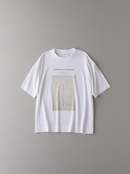 リラックスグラフィックTシャツ Vol.4【メンズ】(WHT-1)