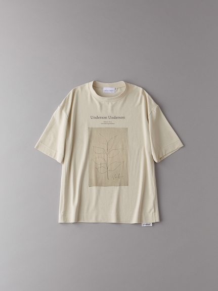リラックスグラフィックTシャツ Vol.4【メンズ】(IVR-1)