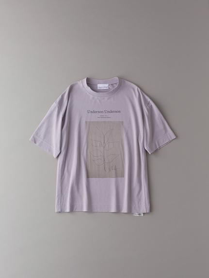 リラックスグラフィックTシャツ Vol.4【メンズ】(LILAC-1)