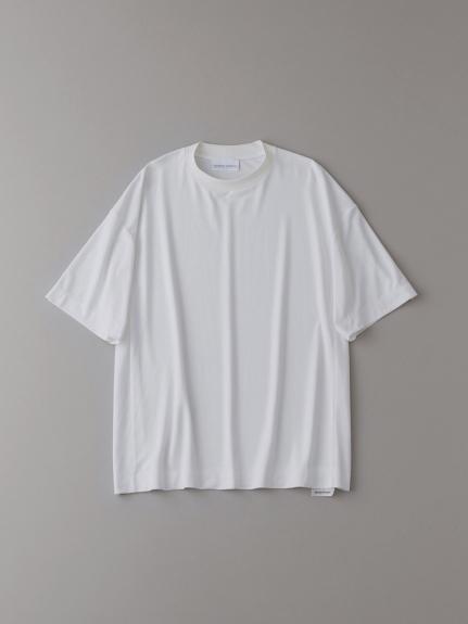 ロゴTシャツ【メンズ】(WHT-1)