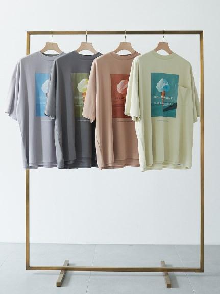 UNDERSON UNDERSON × GELATO PIQUE HOMME コラボメンズTシャツ