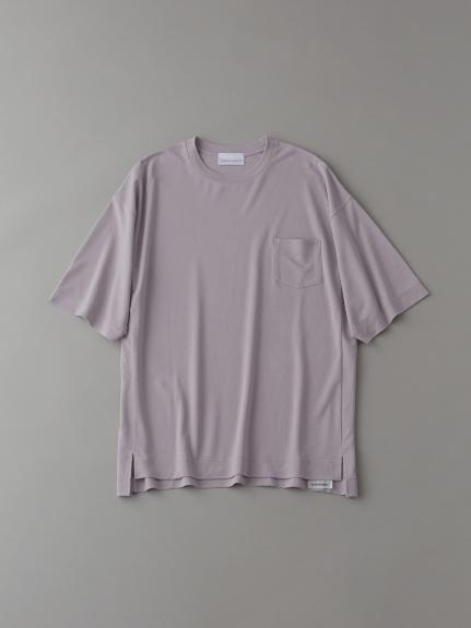 ポケットロゴTシャツ【メンズ】(BEG-1)