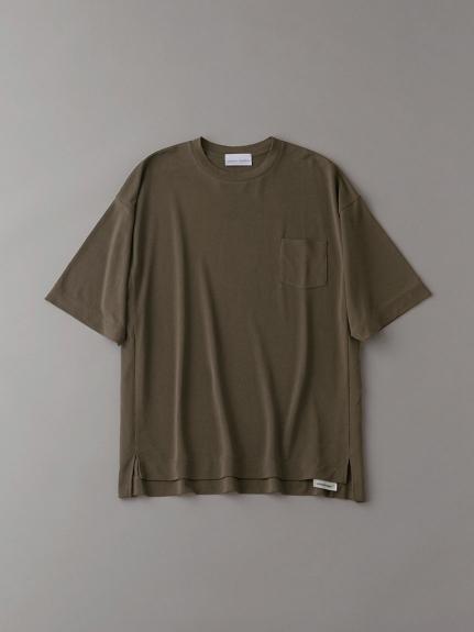 ポケットロゴTシャツ【メンズ】(MOC-1)