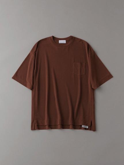 ポケットロゴTシャツ【メンズ】(BRW-1)
