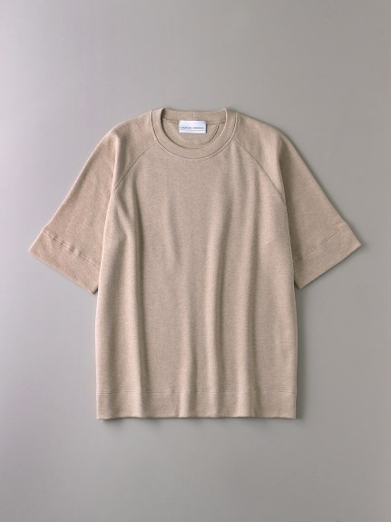ORGスウェットTシャツ【メンズ】(BEG-1)