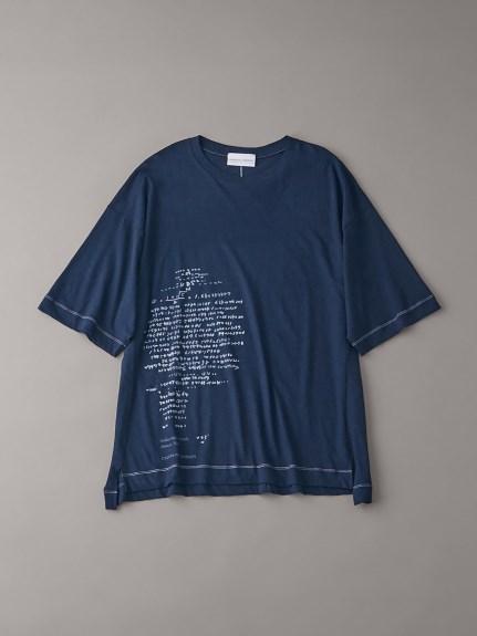 ORGグラフィックTシャツVol_1【メンズ】(NVY-1)