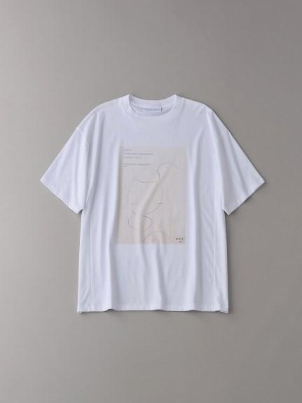 ORGグラフィックTシャツvol_3【メンズ】(WHT-1)